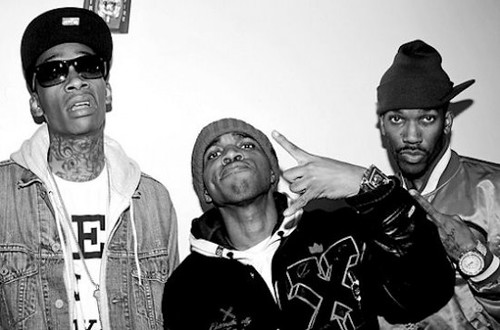 Wiz Khalifa,Curren$y & Big Sean-Flowers