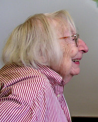 Jane Jacobs in 2004 (original by Sam Beebe, cropped by Classical Geographer, Wikimedia Commons; creative commons license)
