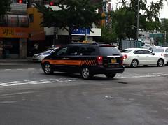 Seoul Ripoff Taxi