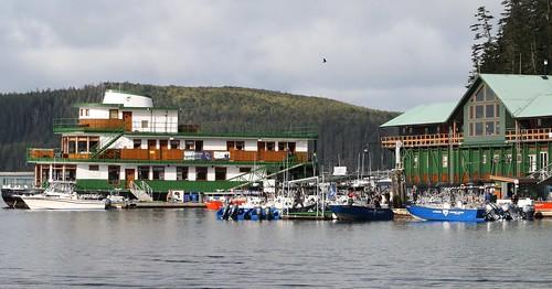 Langara fishing lodge