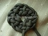 Paracord Stuff (jessiestrails) Tags: black green nature cord photography compound keychain stuck outdoor path tie running run rope knot hike hiker celtic bracelete knots trial paracord monkeyfist blimb buckel 550cord