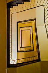 (Philipp Gtze) Tags: stair stairway treppe staircase escaleras wohnheim escaliers 50ger