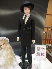 Leeke World at Dollism Plus 6 (agentman) Tags: hongkong dolls bjd balljointdoll leeke dp6 leekeworld dollleeke kitec dollismplus dollismplus6