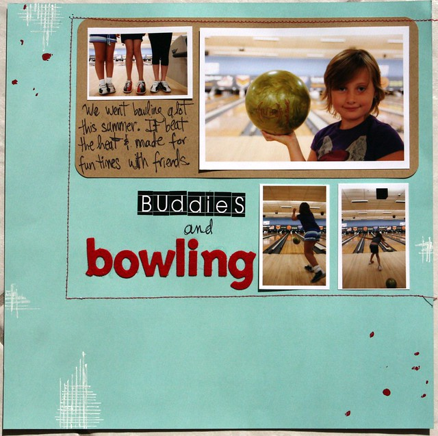 Buddies and Bowling