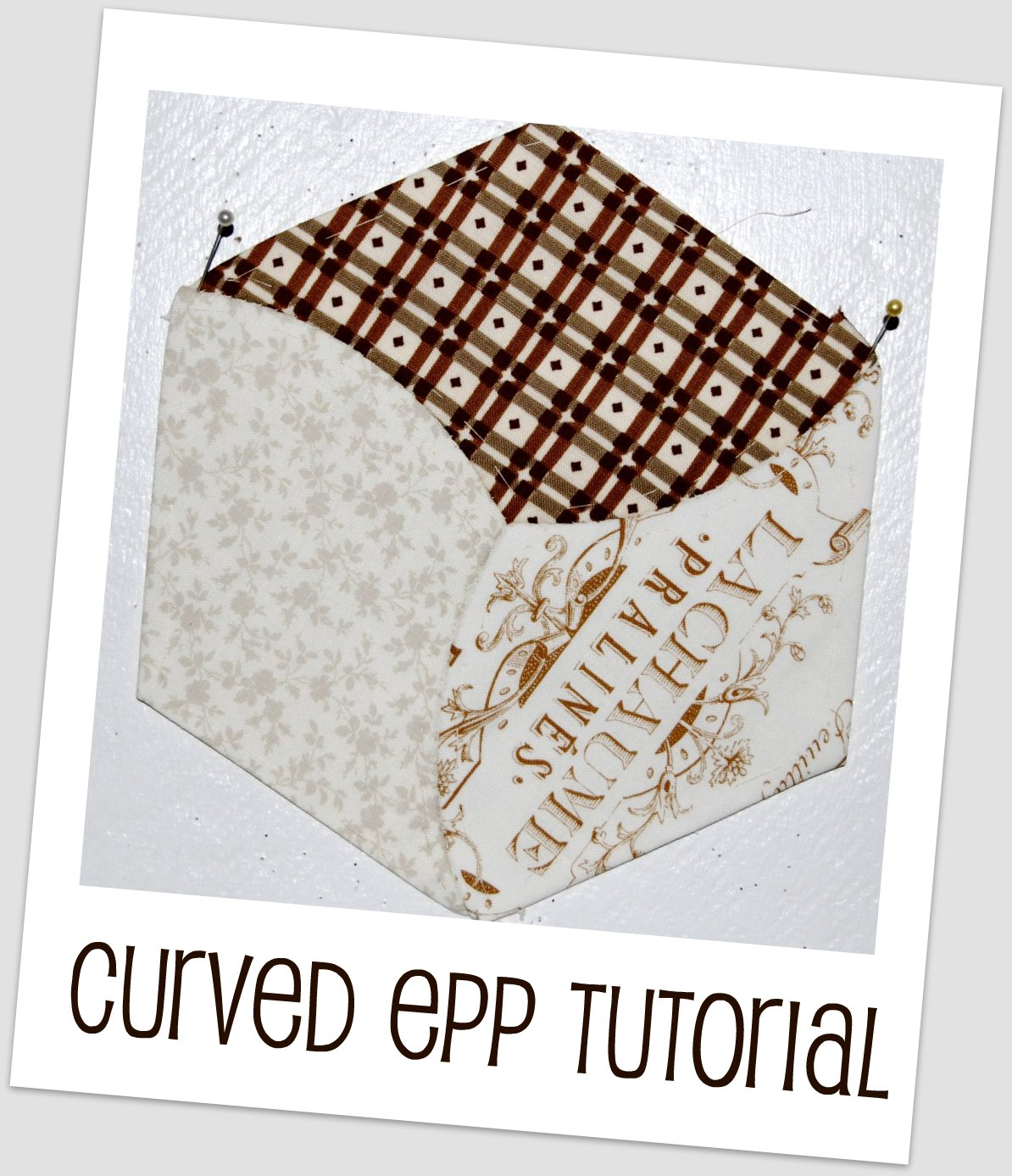 Curved EPP tutorial