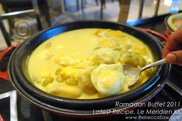 Ramadan Buffet - Latest Recipe, LE Meridien-24