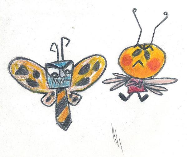 Angry Bugs