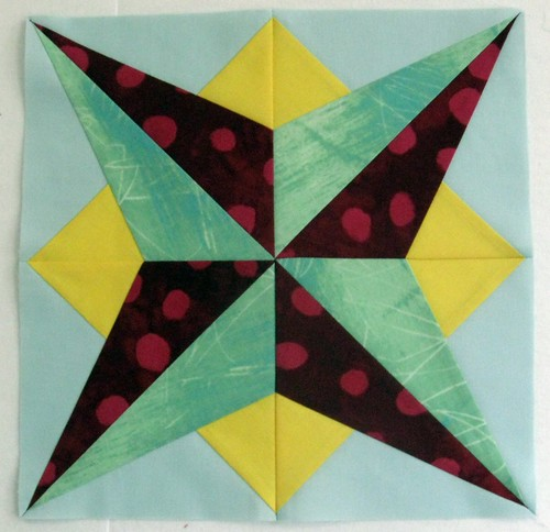 Star Block (Block5) Summer Sampler Series