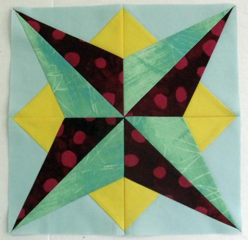 Star Block (Block5) Summer Sampler Series