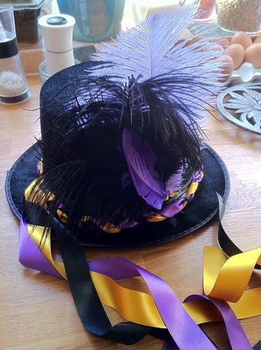 my Morris dancing hat