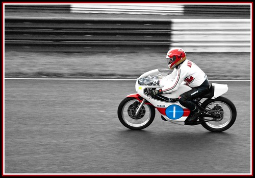 Giacomo Agostini - Ago - Yamaha OW16 by davekpcv