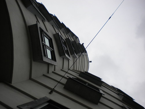 Frank Gehry Praga dancing house