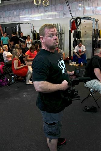 Super Training TV Dude