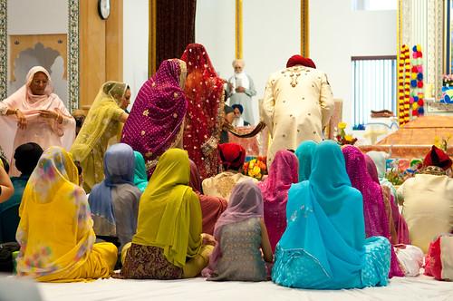 Sidhu-Dhaliwal Wedding