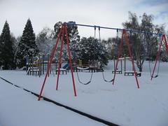5694 Jellie Park in the snow