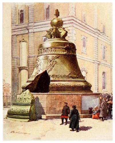 002-La campana Tsar-Russia-1913- F. de Haenen