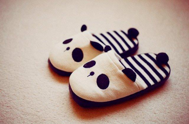 pandaslippers