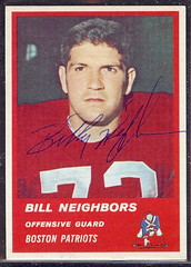 1963 Fleer - 07 - Bill Neighbors