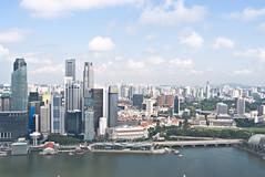 Marina Bay in Singapore (SangHoon Pak) Tags: leica marina hotel bay singapore sands x1