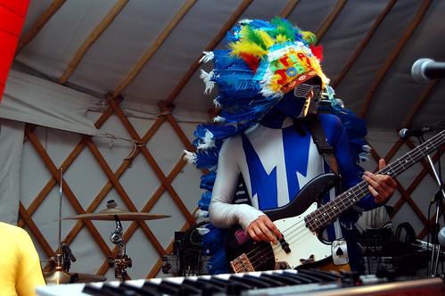 Tupper Ware Remix Party - Evolve Festival 2011