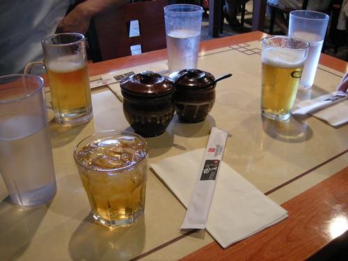 Beers + Oolong Hai
