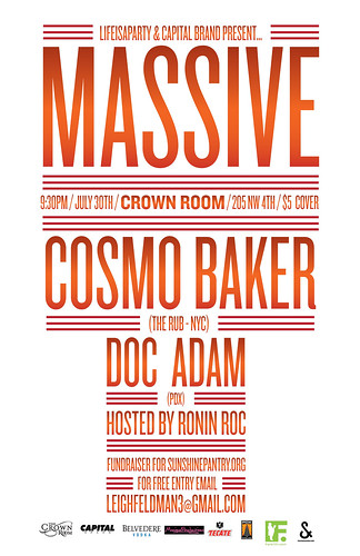 Massive @ Crown Room