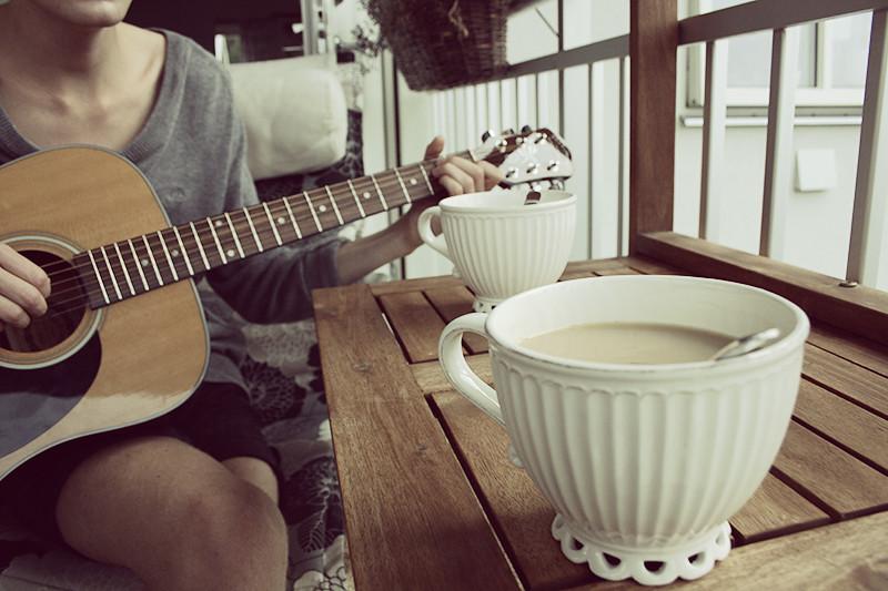 Dricka te med daniel