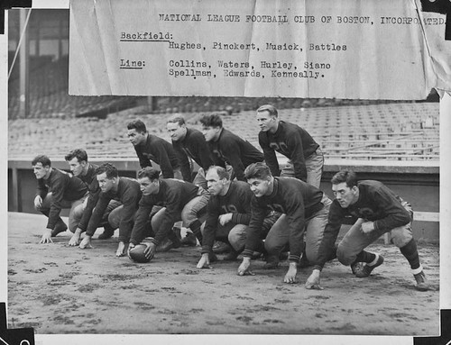 Your 1932 Boston (Football) Braves