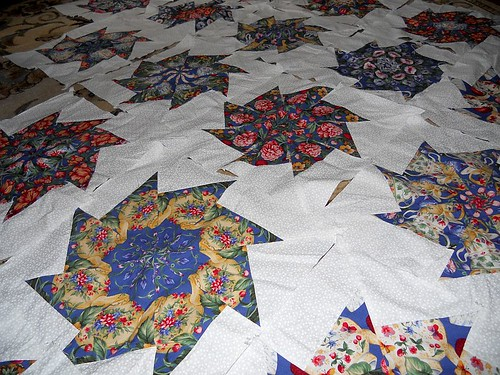pinwheel quilt 072611 by magscrafts