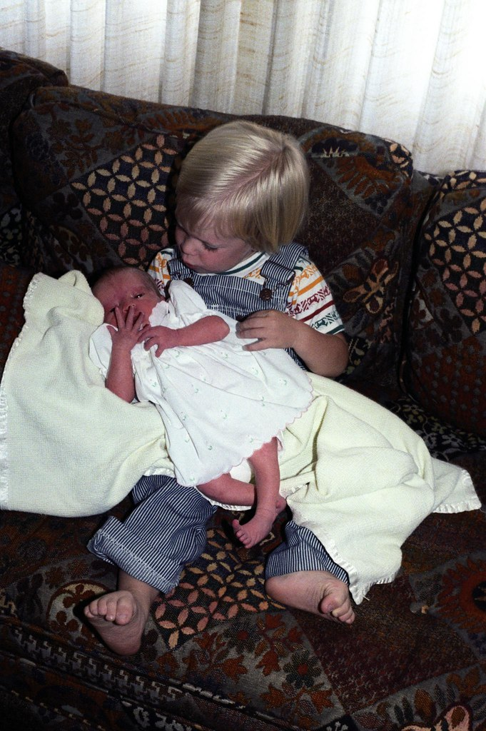1981 07 Thede - Emily Thede Newborn