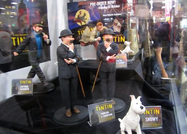 Tin-Tin Figures