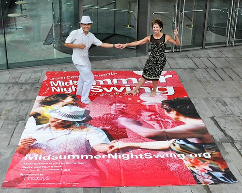 rik and nina with MSNS banner