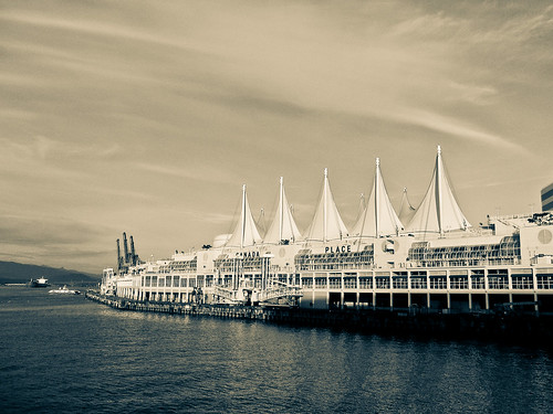 Oh, Canada Place