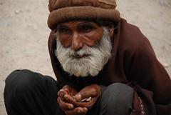 Beggar in Pakistan