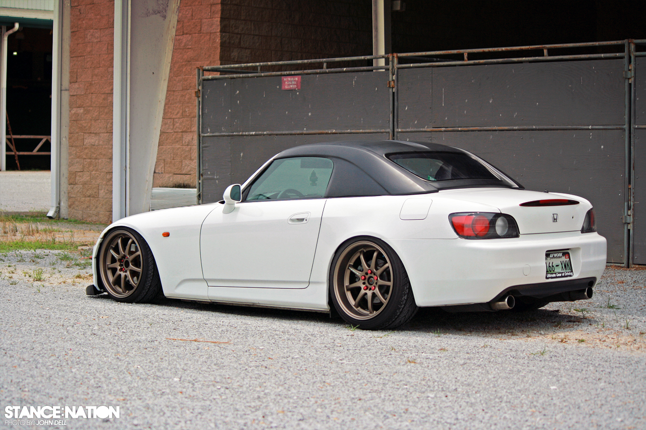 Team Prosper Fresh S2000 Stancenation Form