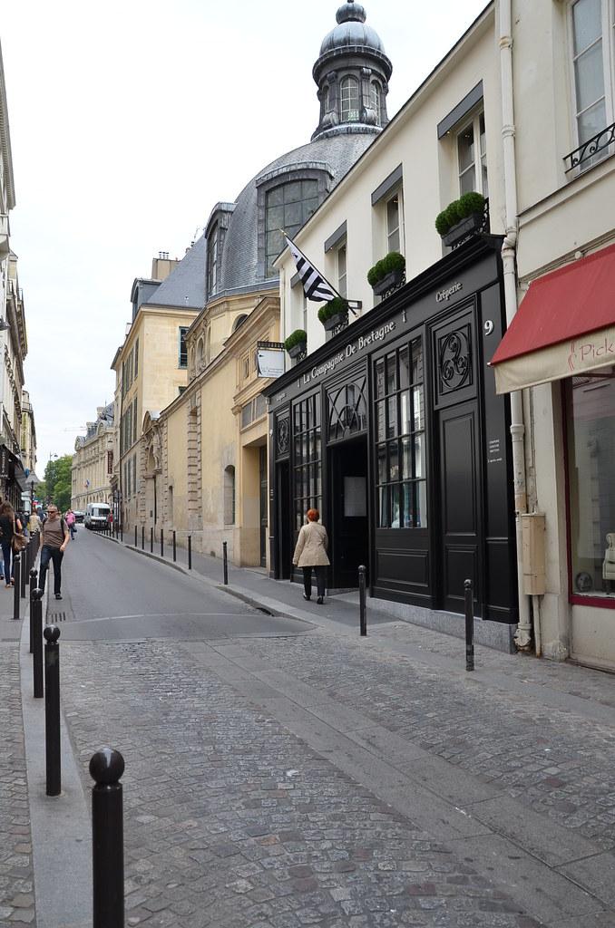 Rue de l'Ecole de Médecine, Paris