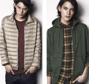 Jaco Van Den Hoven0450_UNIQLO Fall 2011(UNIQLO UK)