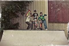 340. Skate or Die (Lonyl) Tags: selfportrait norway canon ramp die rad attitude crew skate skateboard trondheim svartlamoen project365 365days 40d jrnolavlkken
