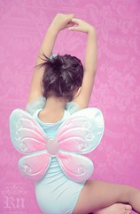"""L"" (Rawan Mohammad ..) Tags: pink boy baby cute art girl kids butterfly photography nikon artist photographer little photos mohammed mohammad rn   2011 rawan            d300s rnona"