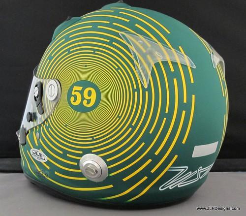 EJ Viso helmet