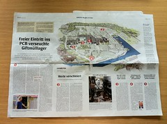 WAZ Rhein-Ruhr Extra: PCB-Skandal bei Envio