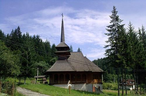 Biserica Timisu de Sus, Predeal
