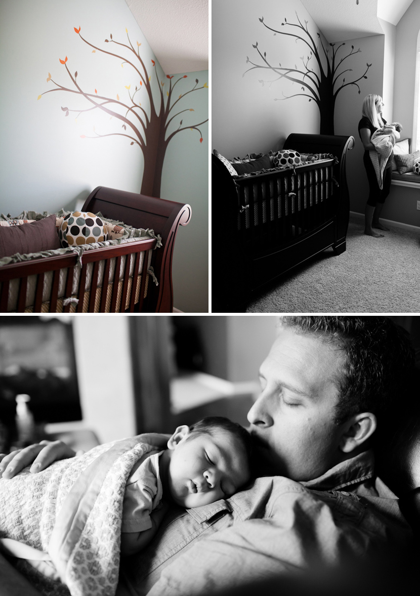 Kansas City newborn baby photographer