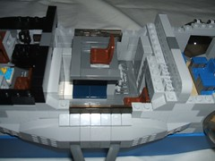 D3C-NeoClipper015 (Dragonov Brick Works) Tags: lego aircraft moc studless miniscale