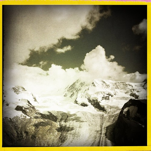 Gornergrat #3 by Davide Restivo
