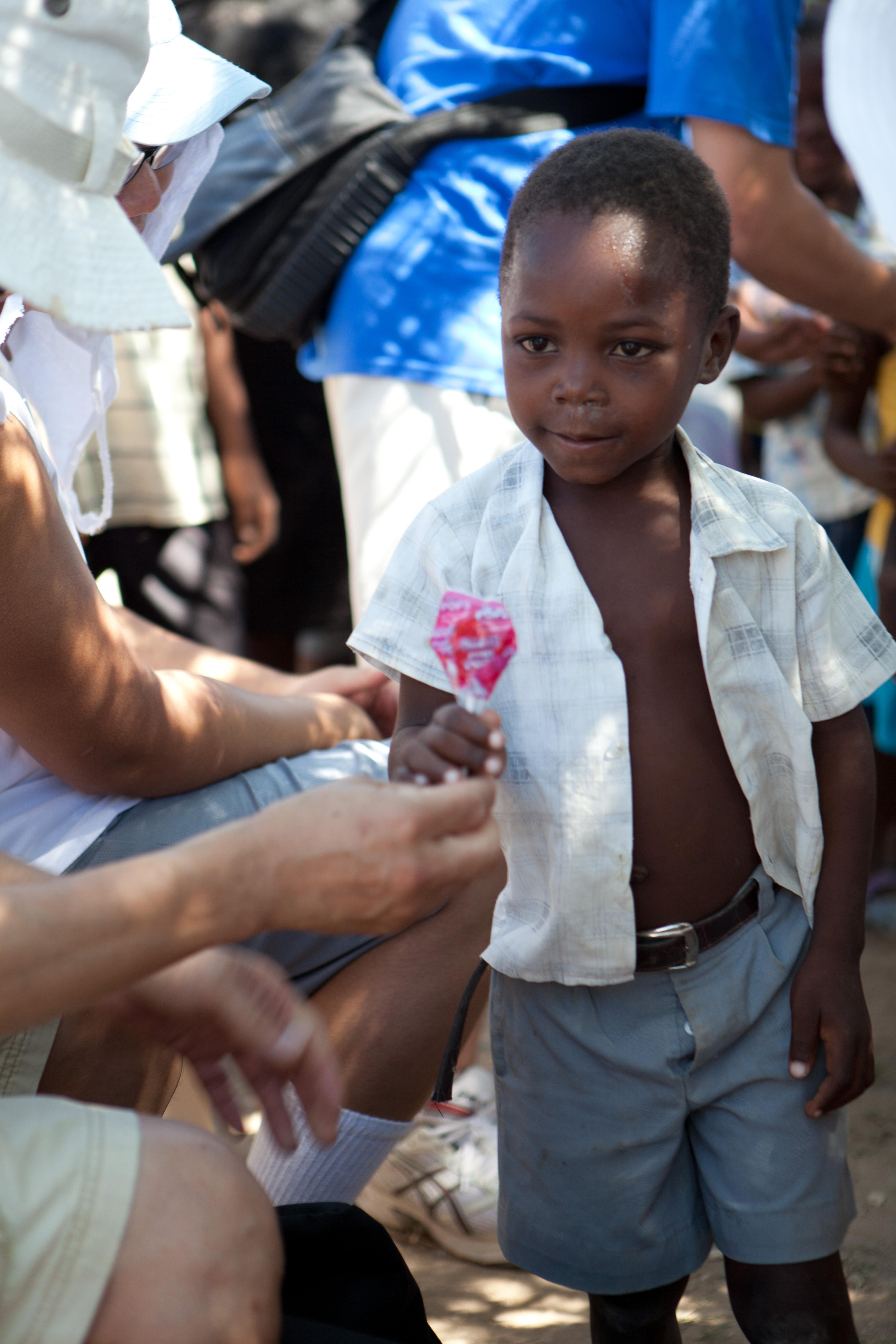 2011 아이티단기선교 어린이사역 (12)