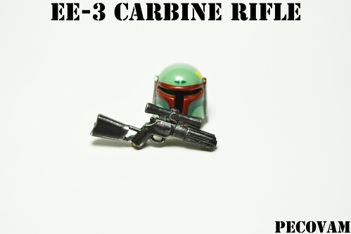 Custom minifig EE-3 Carbine Rifle