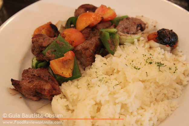 Cafe Mediterranean Harrisa Pork Tenderloin