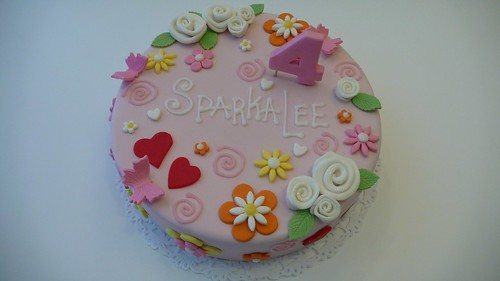 Sparka Lee Cake by CAKE Amsterdam - Cakes by ZOBOT