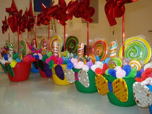 Festa Infantil Decoração Mesa Dos Convidados A Photo On Flickriver
